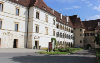 Schloss Seggau Innenhof
