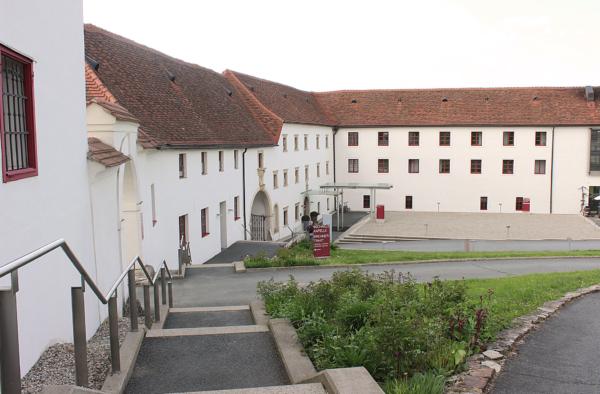 Schloss Seggau Treppe