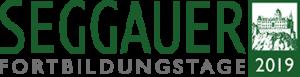 Logo Segggauer Fortbildungstage 2019